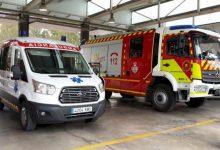 Tres persones resulten ferides per inhalació de fum en l'incendi d'un habitatge a Foios