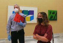 """Gloria Tello inaugura l'exposició """"Una aproximació a la Geometria Valenciana"""" al Museu de la Ciutat que estará fins al 22 de novembre"""