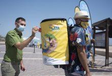 El Ayuntamiento de València fomenta el reciclaje de latas y el uso de ceniceros en las playas