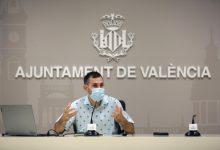 València reorganitza el sistema de neteja per  garantir la desinfecció de la ciutat davant l'evolució de la pandèmia