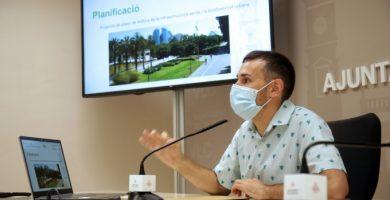El Pla Verd i de la Biodiversitat de València eix a licitació i busca un equip multidisciplinari de professionals