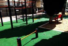 València compta des d'este dilluns amb una nova instal·lació esportiva elemental a Tres Forques dedicada a fitness i cal·listènia