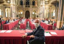 Gaspar destaca la unitat d'acció en la Diputació enfront de la COVID-19 per damunt de la litúrgia política