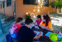 Alfafar inicia els tallers educatius per a xiquetes i xiquets amb necessitats educatives especials