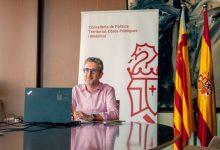 Arcadi España: 'La modernització i agilitació de l'urbanisme és fonamental per a garantir la sostenibilitat, la cohesió social i la creació d'ocupació'