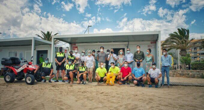 La Generalitat posa en marxa la campanya i la web 'Platges Segures' per a reduir el risc d'ofegament en zones de bany