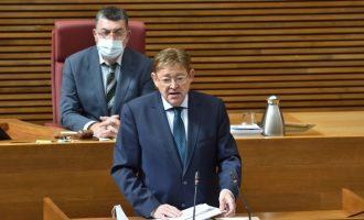 Ximo Puig destaca que el Pla de Contingència contra la COVID-19 ha permés augmentar el personal sanitari en 10.000 persones