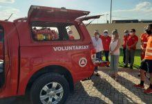 Emergències entrega nous vehicles per a voluntaris i voluntàries acreditats en l'extinció d'incendis