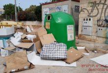 Paterna incrementa un 8% la recollida d'estris i mobles superant les 500 tones enguany