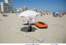 Gandia presenta el kit de playa segura