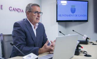 La Autoridad Independiente de Responsabilidad Fiscal (AIReF) certifica la mejora económica del Ajuntament de Gandia