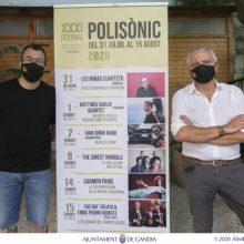 El Festival Polisònic Gandia más internacional se adapta a la `nueva normalidad´