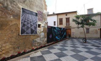 La convocatòria de la Biennal de Mislata Miquel Navarro cerca noves obres d'art públic en 2020