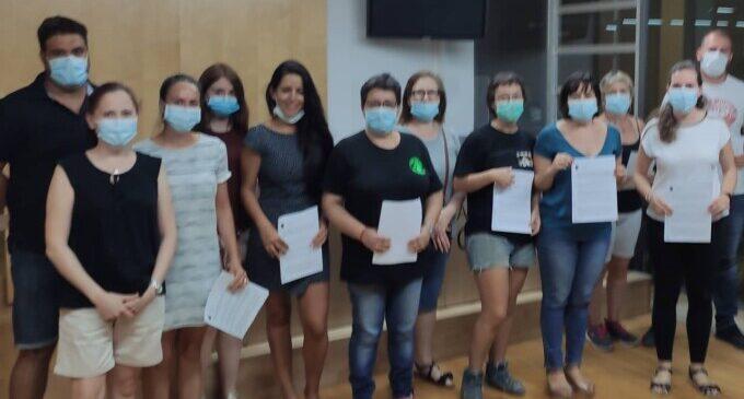 El regidor d'Educació de Paiporta manté una reunió informativa amb les directives dels tres centres paiportins inclosos al Pla Edificant
