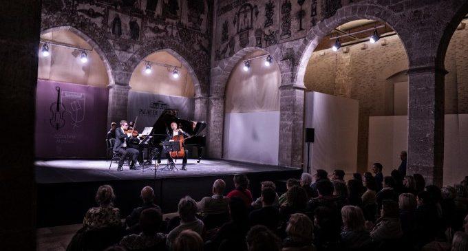 """El Palau de la Música reprograma els concerts del cicle """"Cambra al Palau 2020"""" suspesos per la COVID-19"""