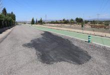 L'Ajuntament de Llíria repassa més de 100 quilòmetres de pistes rurals