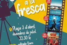 Paiporta inaugura els seus caps de setmana de Cinema a la Fresca