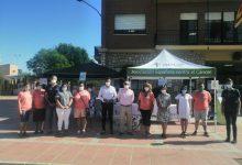 AECC Almussafes celebra la primera col·lecta de la Comunitat Valenciana des del final de l'estat d'alarma