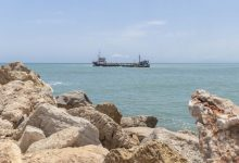 El Consell inverteix 700.000 euros en Cullera per a dragar la desembocadura del Xúquer