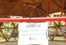 Ontinyent rehabilita la cúpula del Paseo de Benarrai dentro del plan de obras de