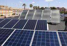 Paiporta bonificarà fins al 95% d'impostos i taxes per la instal·lació d'energia solar fotovoltaica