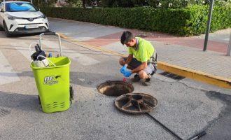 Bonrepòs i Mirambell continúa con las tareas de control de plagas