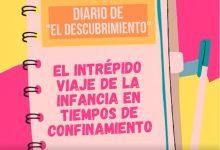 La infancia de Quart de Poblet crea un diario colaborativo sobre su experiencia durante el confinamiento