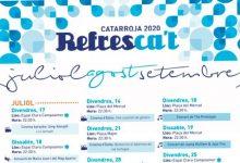 Empieza Refresca't, el programa cultural y de ocio alternativo para el verano de 2020 en Catarroja
