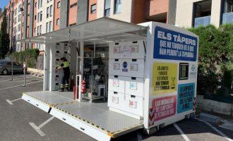 L'Ecoparc mòbil torna a recórrer Paterna