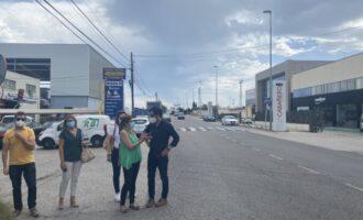 Paterna ejecutará este 2020 en el polígono de L'Andana la obra más importante de las últimas décadas
