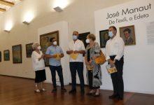 Ca la Vila acoge una exposición dedicada al pintor José Manaut