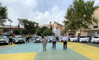 Ontinyent completa la flota de la Policia Local amb dos nous tot terreny híbrids