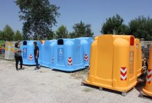 Ontinyent instal·la 18 contenidors després de la seua adhesió directa al conveni amb Ecoembes