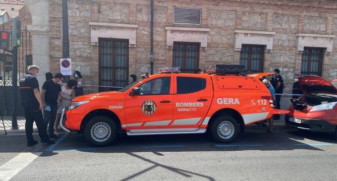 Més presència femenina i renovació de la flota de vehicles per a combatre els incendis a l'estiu en el Consorci de Bombers de València