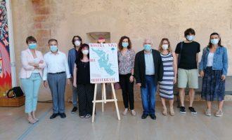 La 8a Mostra Viva del Mediterrani presenta un cartell que fusiona la pertinença i la denúncia