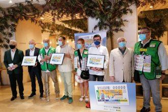 La ONCE presenta un cupón para apoyar a la hostelería con el lema «Volvemos a disfrutar juntos»