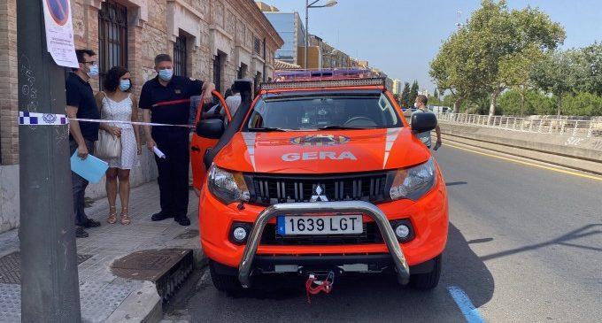 El Consorcio Provincial de Bomberos de València lanza una campaña de prevención sobre el riesgo  de lluvias