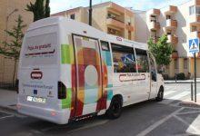 La gratuïtat del bus urbà d'Ontinyent incrementa un 20% el seu ús