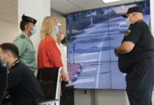 La consellera Gabriela Bravo inaugura la nova seu de la Policia Local de Llíria