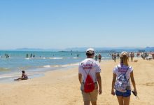 Cullera reforça la prevenció a les platges amb la incorporació de 38 informadors