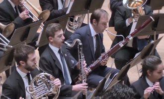 'València és Música' homenatja la Societat Musical de Massalfassar