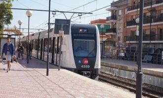 Paterna obri a l'agost el termini per a sol·licitar l'Abonament Anual Plus de transport d'FGV 2020-2021