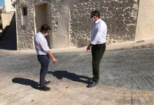 Ontinyent finaliza las obras de mejora de acceso en la Plaza de La Vila