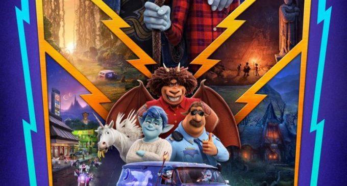"""La Terraza de Verano de Burjassot entra en julio con """"Onward"""", lo nuevo y más esperado de Pixar"""