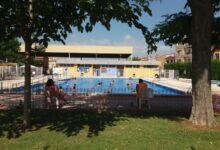 La piscina municipal de Meliana funciona amb normalitat amb les mesures preses