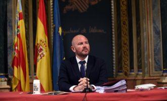 Toni Gaspar planteja a la Generalitat posar més recursos a la disposició dels ajuntaments
