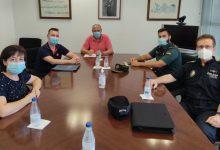 Catarroja solicita la presencia permanente de la Guardia Civil en el municipio
