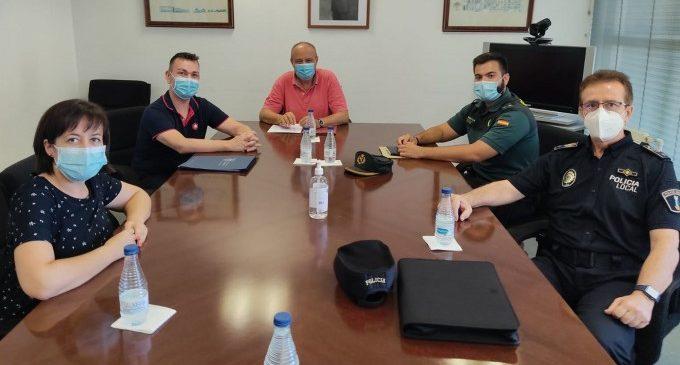 Catarroja demana la presència permanent de la Guàrdia Civil al municipi
