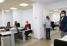 La Diputació renueva la oficina de Gestión Tributaria de València y refuerza la seguridad ante la COVID-19