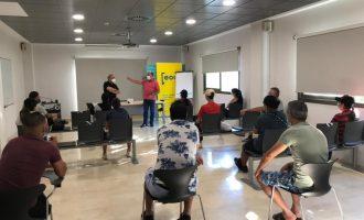 Massamagrell incorpora a trenta persones desocupades per a la realització de tasques agrícoles durant l'estiu
